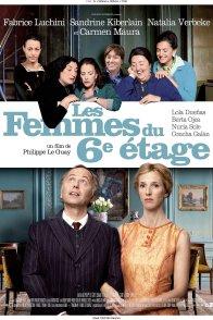 Affiche du film : Les Femmes du 6e étage