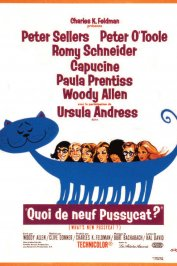 background picture for movie Quoi de neuf, Pussycat ?