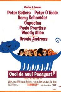 Affiche du film : Quoi de neuf, Pussycat ?