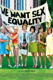 background picture for movie We want sex equality !