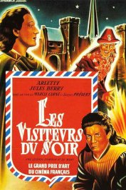background picture for movie Les Visiteurs du soir