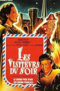 Affiche du film : Les Visiteurs du soir