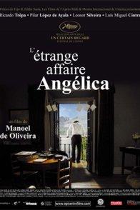 Affiche du film : L'étrange affaire Angelica