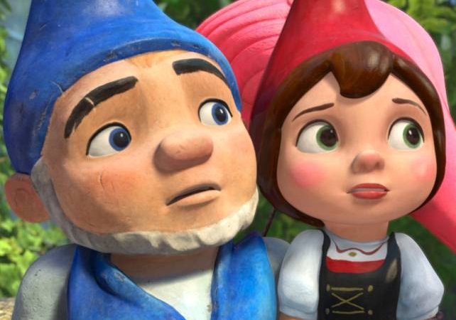 Photo du film : Gnomeo et Juliette (3D)