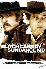 Affiche du film : Butch Cassidy et le Kid