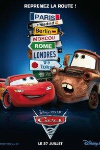 Affiche du film : Cars 2