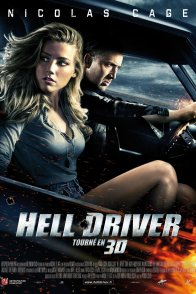Affiche du film : Hell Driver