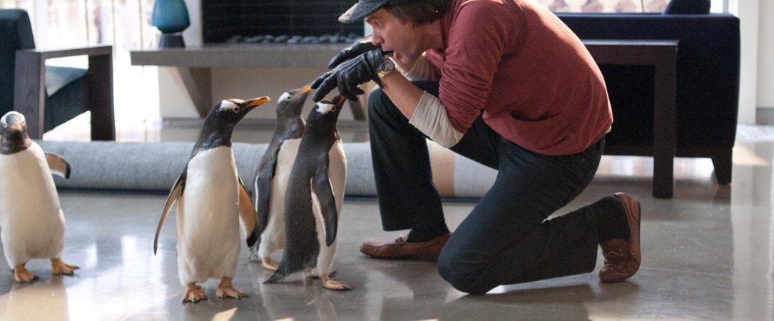 Photo du film : M. Popper et ses pingouins
