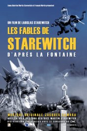 background picture for movie Les Fables de Starewitch