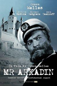 Affiche du film : Monsieur Arkadin