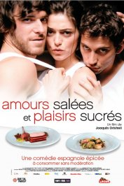 background picture for movie Amours salées et plaisirs sucrés