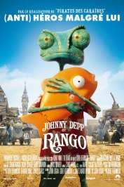 background picture for movie Rango