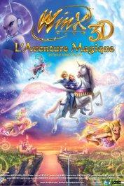 background picture for movie Winx Club, l'aventure magique 3D