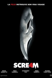 background picture for movie Scream 4