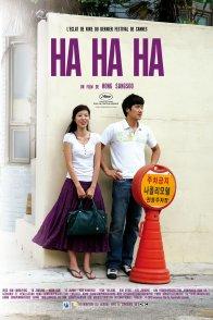 Affiche du film : Hahaha
