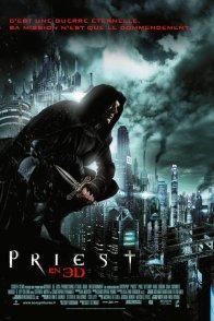 Affiche du film : Priest (3D)