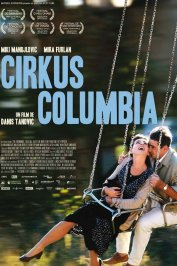 background picture for movie Cirkus Columbia