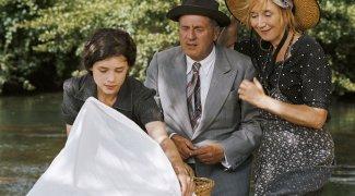Affiche du film : La Fille du puisatier
