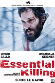 background picture for movie Essential killing