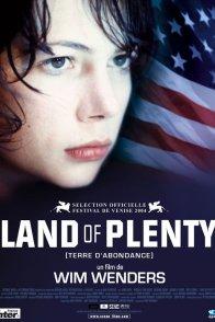 Affiche du film : Land of plenty (terre d'abondance)