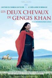 background picture for movie Les Deux chevaux de Gengis Khan