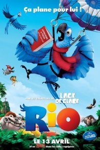 Affiche du film : Rio (3D)