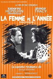 background picture for movie La Femme de l'année