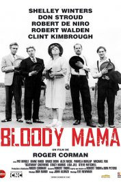 background picture for movie Bloody mama