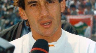 Affiche du film : Senna