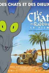Affiche du film : Le chat du Rabbin