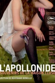 background picture for movie L'Apollonide, souvenirs de la maison close