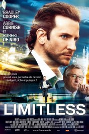 background picture for movie Limitless