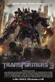 background picture for movie Transformers 3 : la face cachée de la lune (3D)