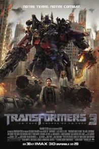 Affiche du film : Transformers 3 : la face cachée de la lune (3D)