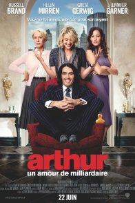 Affiche du film : Arthur un amour de milliardaire