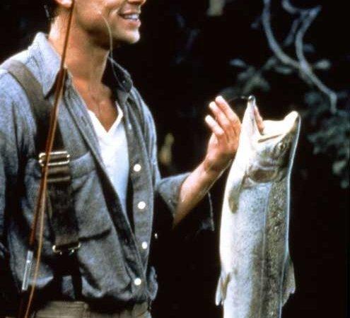 Photo du film : Et au milieu coule une riviere
