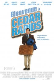 background picture for movie Bienvenue à Cedar Rapids