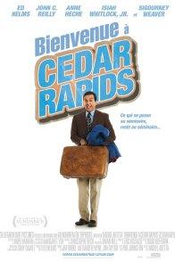 Affiche du film : Bienvenue à Cedar Rapids