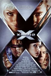 background picture for movie X-Men 2