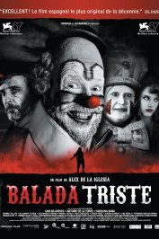 background picture for movie Balada triste