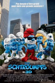 background picture for movie Les Schtroumpfs (3D)