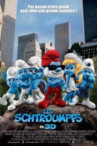 Affiche du film : Les Schtroumpfs (3D)