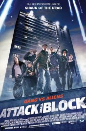 Affiche du film : Attack the block