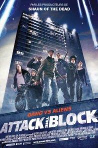 Affiche du film : Attack the block