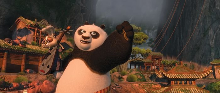 Photo du film : Kung Fu Panda 2