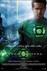Affiche du film : Green Lantern (3D)