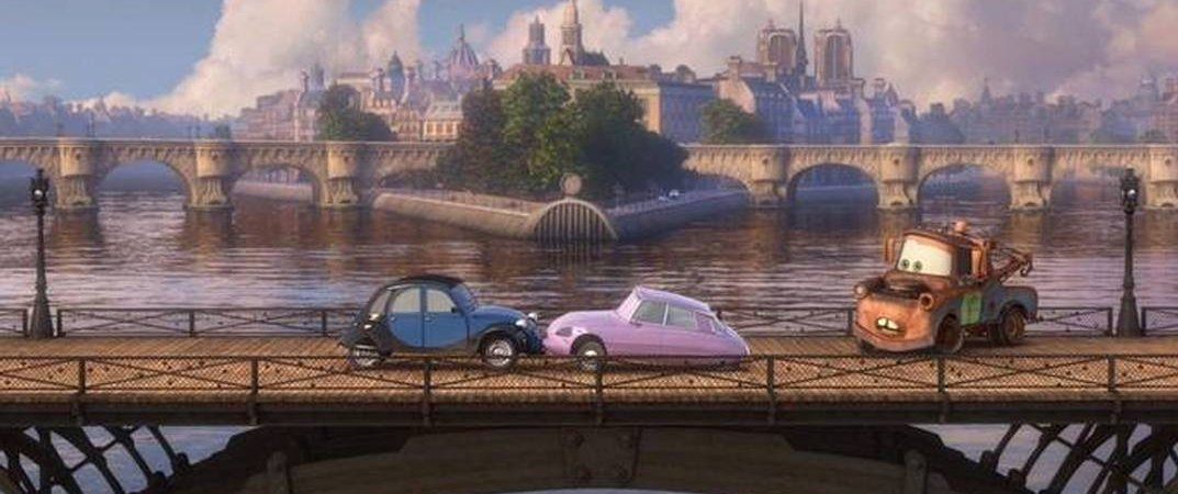 Photo du film : Cars 2