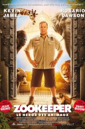 background picture for movie Zookeeper