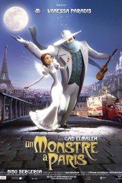 background picture for movie Un Monstre à Paris