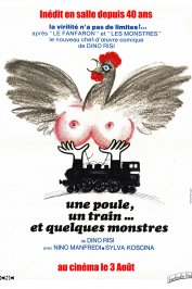 background picture for movie Une Poule, un train... et quelques Monstres